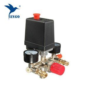 125psi 1 порт воздушный компрессор реле давления регуляторы