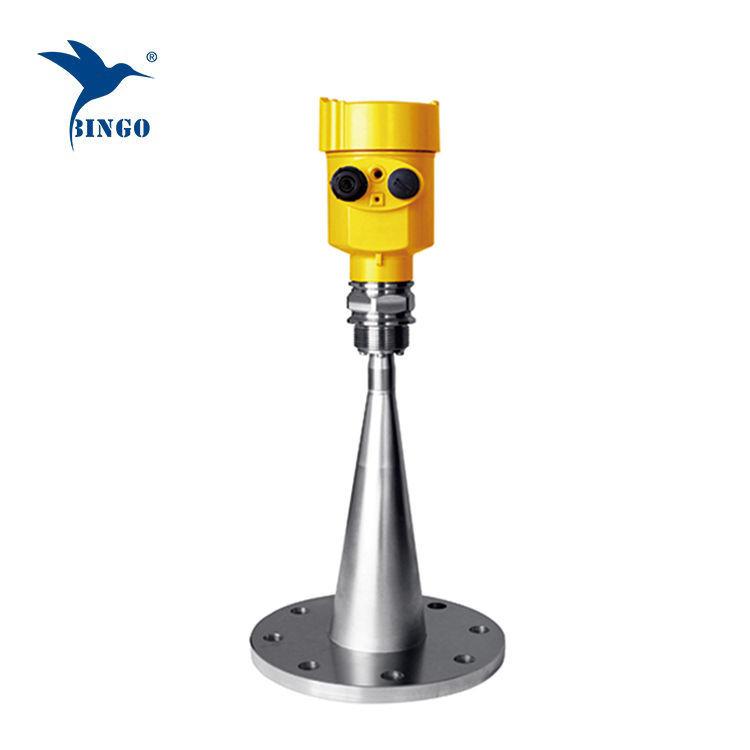 24VDC220VAC передатчик уровня радиолокационного уровня с высокой точностью