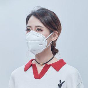 Хирургическая маска одноразового респиратора N95