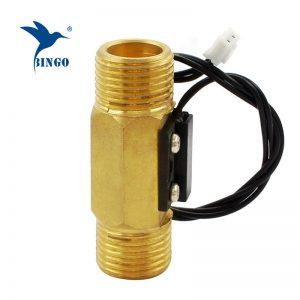 DN15 наружный магнитный переключатель потока воды из латуни