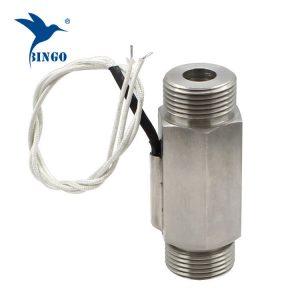 DN25 300V магнитный датчик потока из нержавеющей стали для водонагревателя