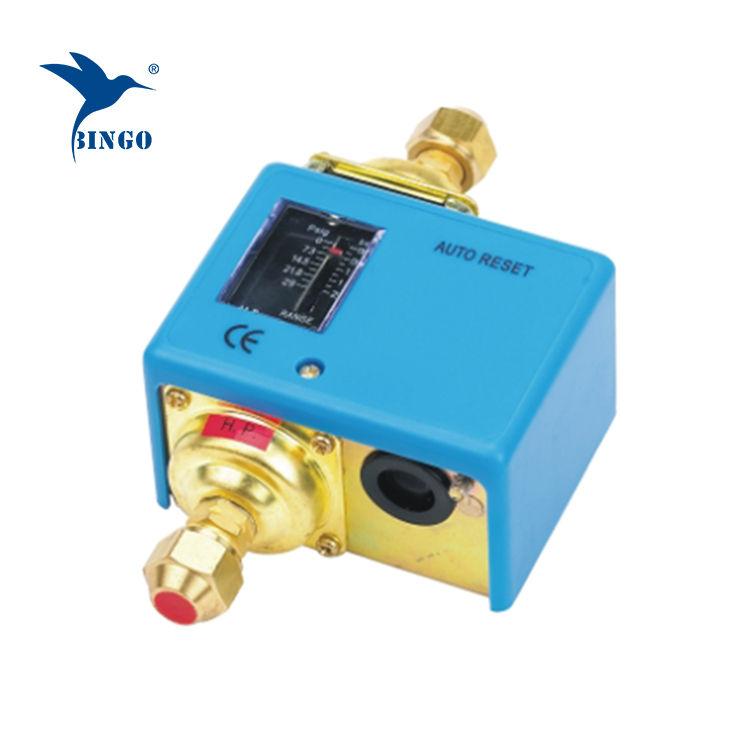 Дифференциальный компрессор низкого давления