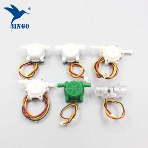 Полноразмерный датчик расхода воды для водонагревателя