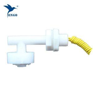 anndason 6 шт. прямой угол белый пластик pp поплавковый переключатель резервуар для жидкости жидкостный датчик уровня воды
