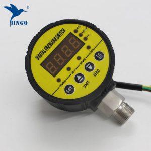 Интеллектуальный переключатель давления, вакуумный переключатель давления, 4-значный цифровой дисплей