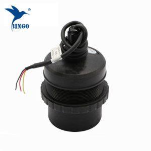 Измерение расхода топлива без контактного ультразвукового датчика