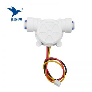 g1 / 4 pe pipe 0,2-8l / min 3.5-12vdc датчик расхода воды