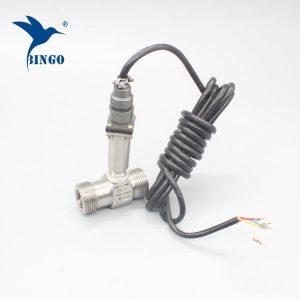 электронный цифровой турбинный расходомер / дизель, бензиновый расходомер, расходомер, расходомер