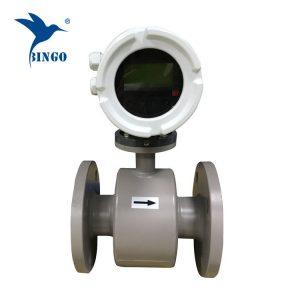 измерительные приборы для измерения потока фланцевые электромагнитные расходомеры
